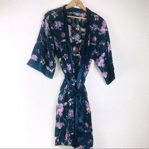 🔴Inner Most Vintage See through floral night gown